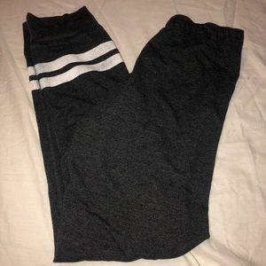 Monterey Grey Sweatpants